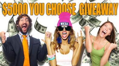 $5,000 You Choose Giveaway Grand Finale @ Findlay Mall | Findlay | Ohio | United States