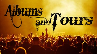 Album and Tour Announcements