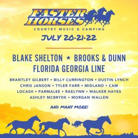 Faster Horses @ Michigan International Speedway | Brooklyn | Michigan | United States