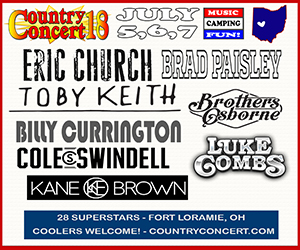 Country Concert @ Ft. Loramie | Fort Loramie | Ohio | United States