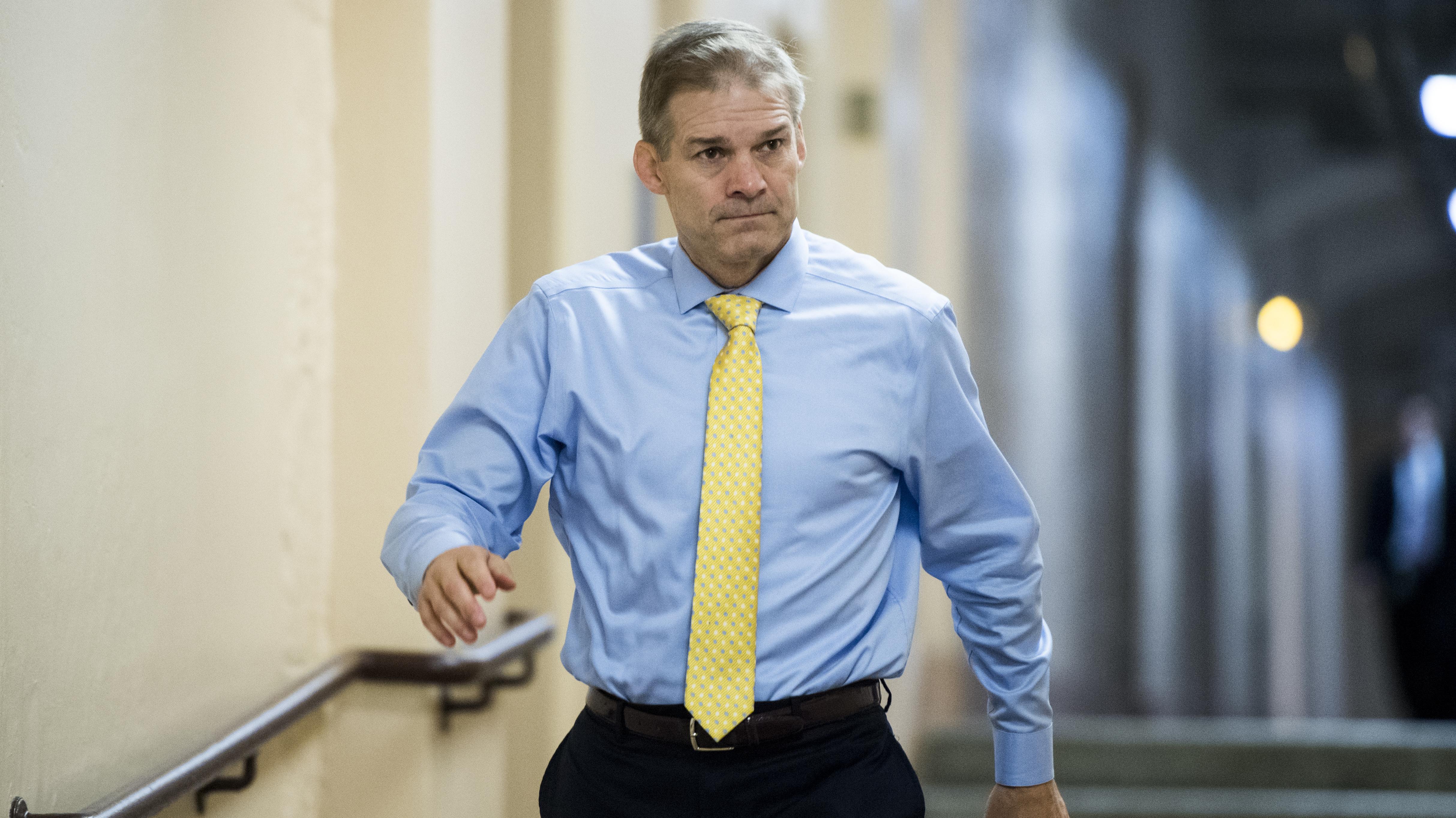 GOP Rep. Jim Jordan implicated in sexual abuse at Ohio