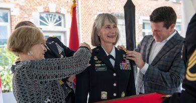 Brigadier General Amy Hannah