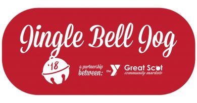 Jingle Bell Jog @ Great Scot