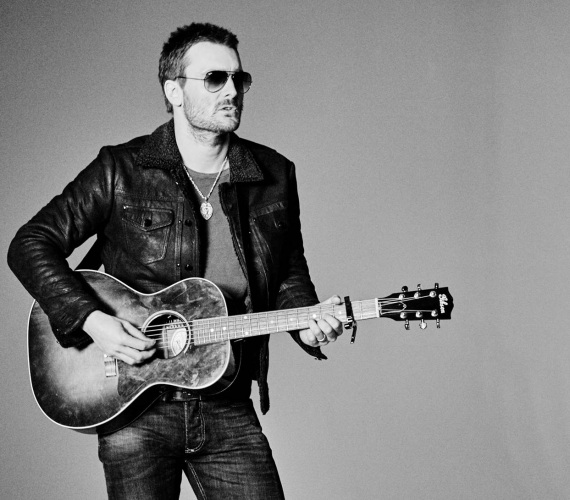 Eric Church @ Quicken Loans Arena