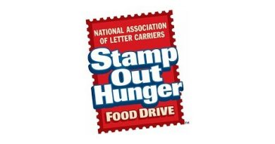 2019 Stamp Out Hunger Food Drive