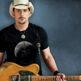 Brad Paisley @ Blossom Music Center