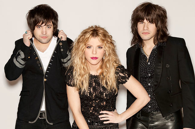 The Band Perry @ The Mejestic Theater