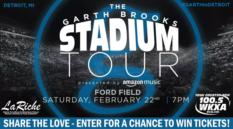 Share the Love with Garth