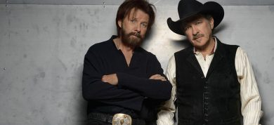 Brooks&Dunn Reboot Tour Rescheduled, *NEW DATE* @ Riverbend Music Center