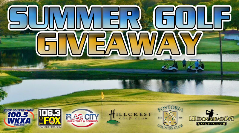 Summer Golf Giveaway