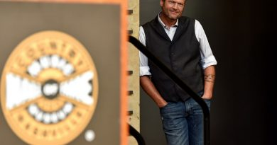 Blake Shelton's Ole Red Venue To Open Location In Nashville Airport