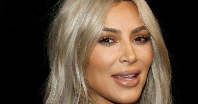 Kim Kardashian Says North Is 'Goth'