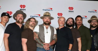 Zac Brown Is 'More Proud' Of Band's New Album Than Any Other